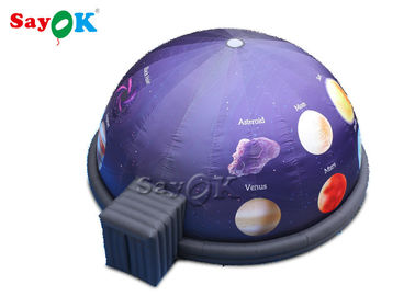 Astronomy Planets Theme 8M Inflatable Dome Tent