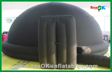 Portable Inflatable Planetarium House Fireproof Inflatable Dome Tent