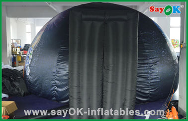 Customized Giant Mobile Planetarium For Schools Digital Planetarium Virtual